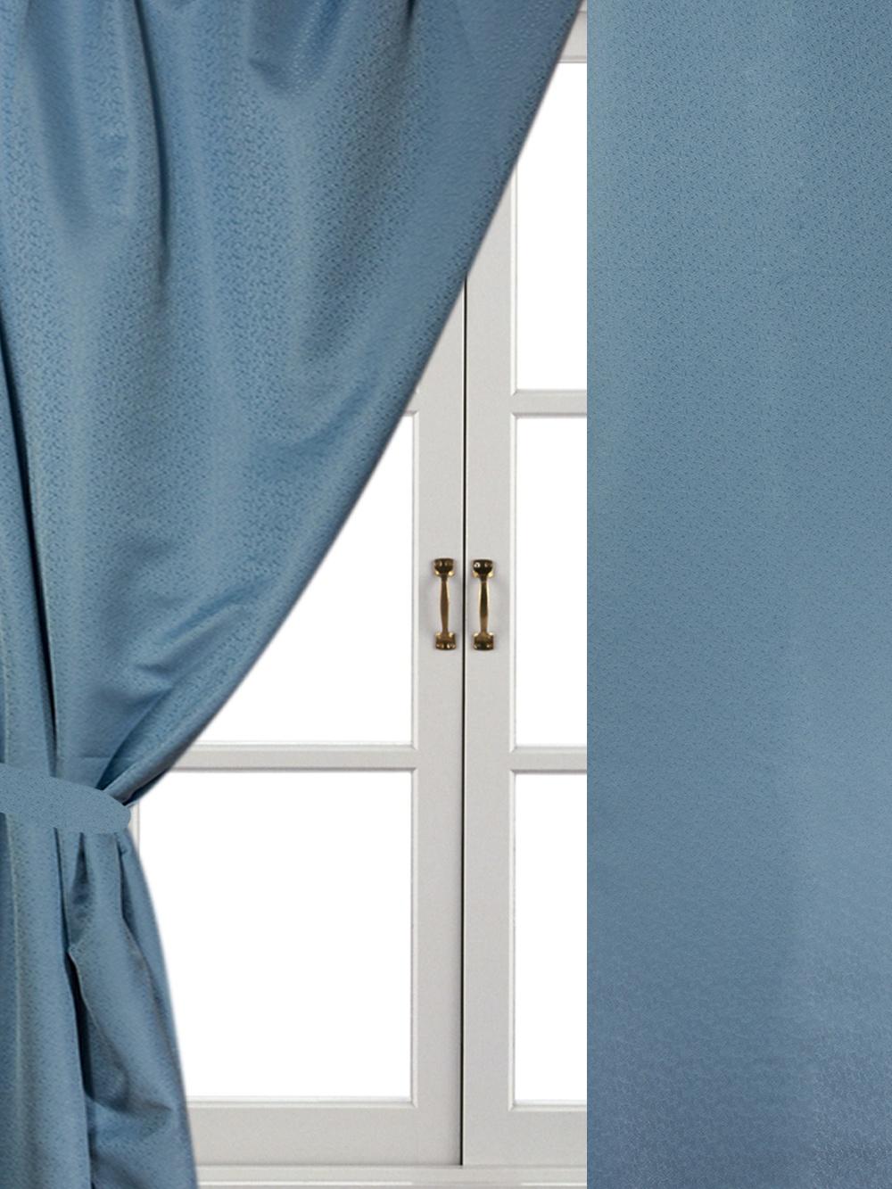 Шторы комнатные Айлант ОБ5 шторы homedeco нитяные шторы яркие кольца