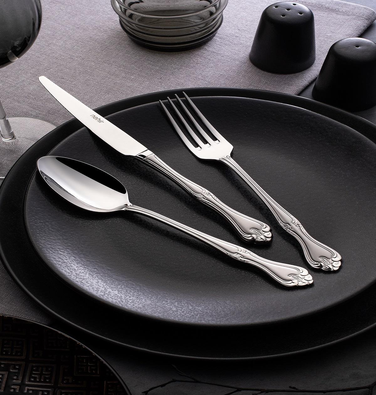 Набор столовых приборов 24 предмета цены онлайн