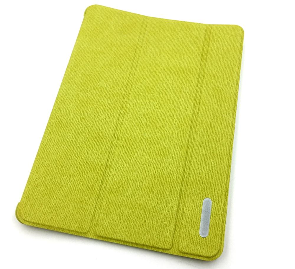 Apple iPad Air Чехол-книжка пластиковая с крышкой-гармошкой Baseus, зеленый