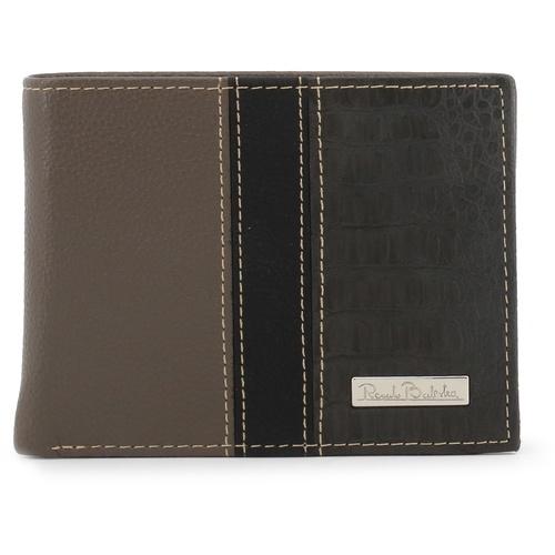 Кошелек Renato Balestra men wallet leather credit card photo holder billfold purse business clutch dec07