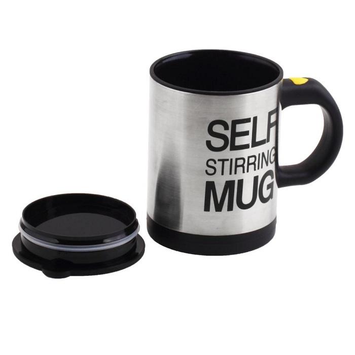 Кружка-мешалка Self Stirring Mug термокружка self stirring mug
