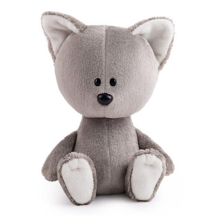 Мягкая игрушка Budi Basa Волчонок Вока, 15 см nici мягкая игрушка айюми улыбка