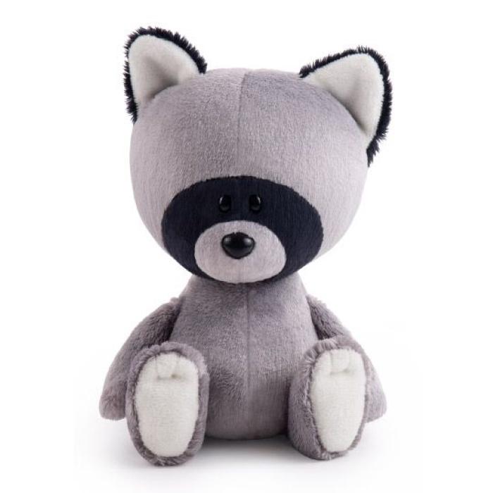 Мягкая игрушка Budi Basa Енот Лёка, 15 см nici мягкая игрушка айюми улыбка