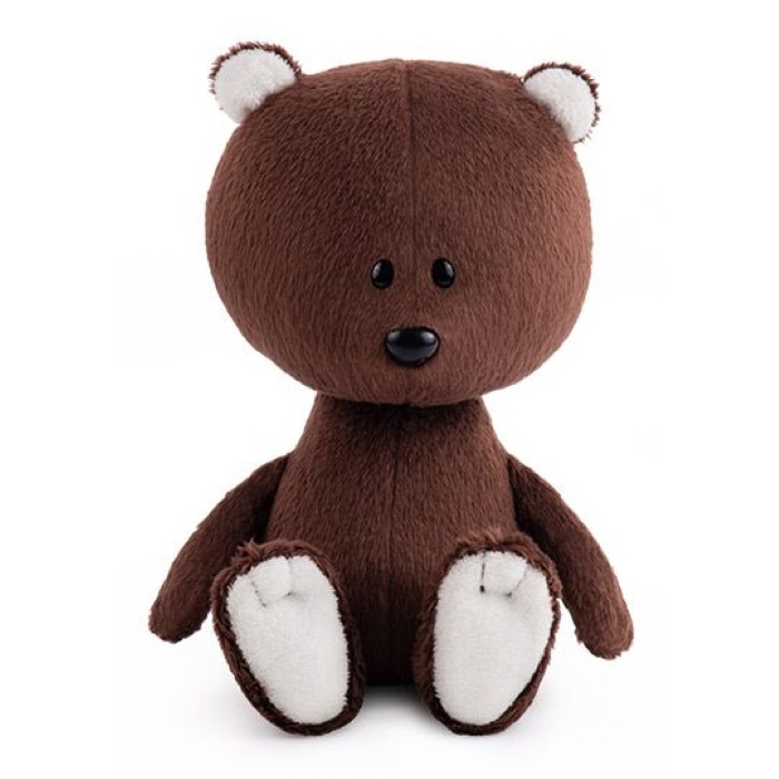 Мягкая игрушка Budi Basa Медведь Федот, 15 см nici мягкая игрушка айюми улыбка