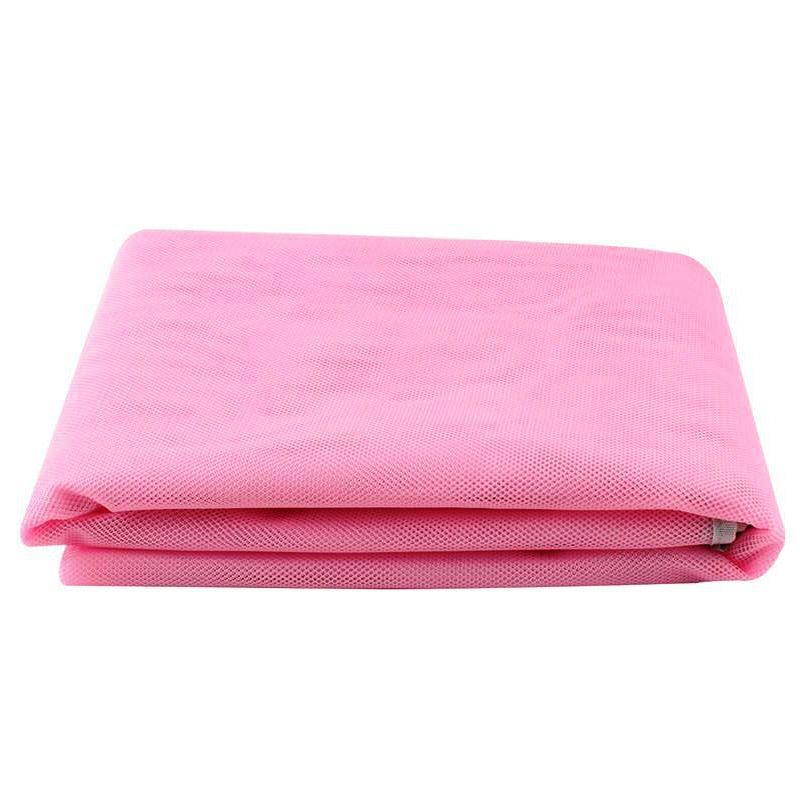Пляжный коврик анти песок SAND FREE MAT розовый