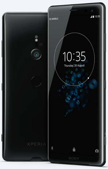 Смартфон Sony Xperia XZ3 6/64GB, черный
