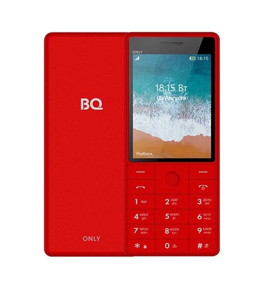 Мобильный телефон BQM-2815 Only Red стоимость