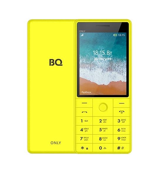 Мобильный телефон BQM-2815 Only Yellow стоимость