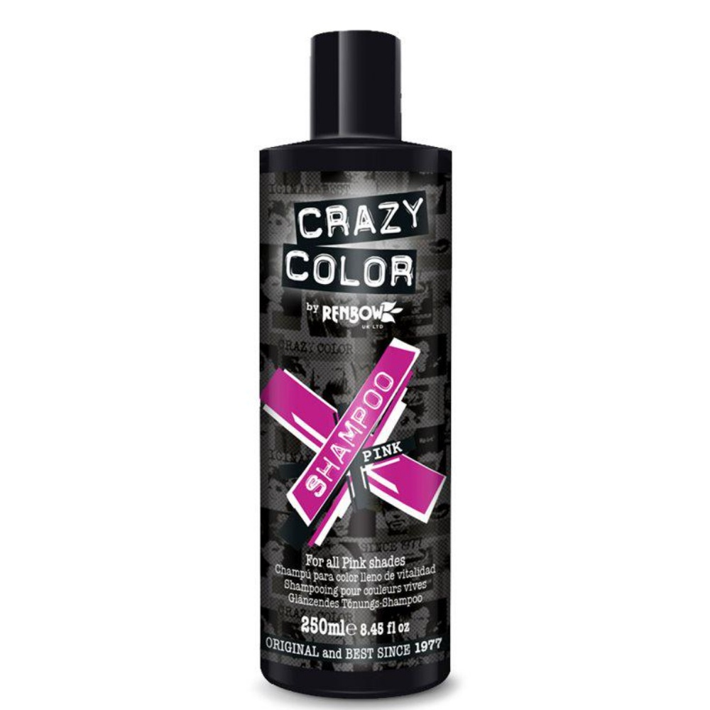 Шампунь CRAZY COLOR Shampoo (For Pink Shades)