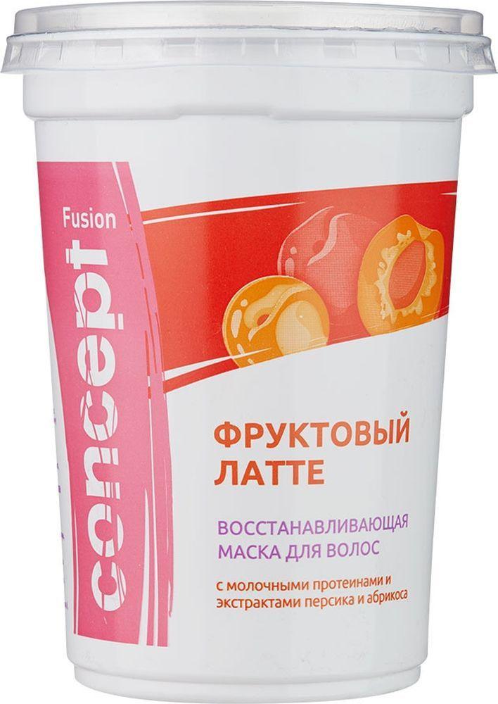 Concept 16145 Фруктовый латте восстанавливающая с экстрактом абрикоса и персика, 450 мл (п) недорого