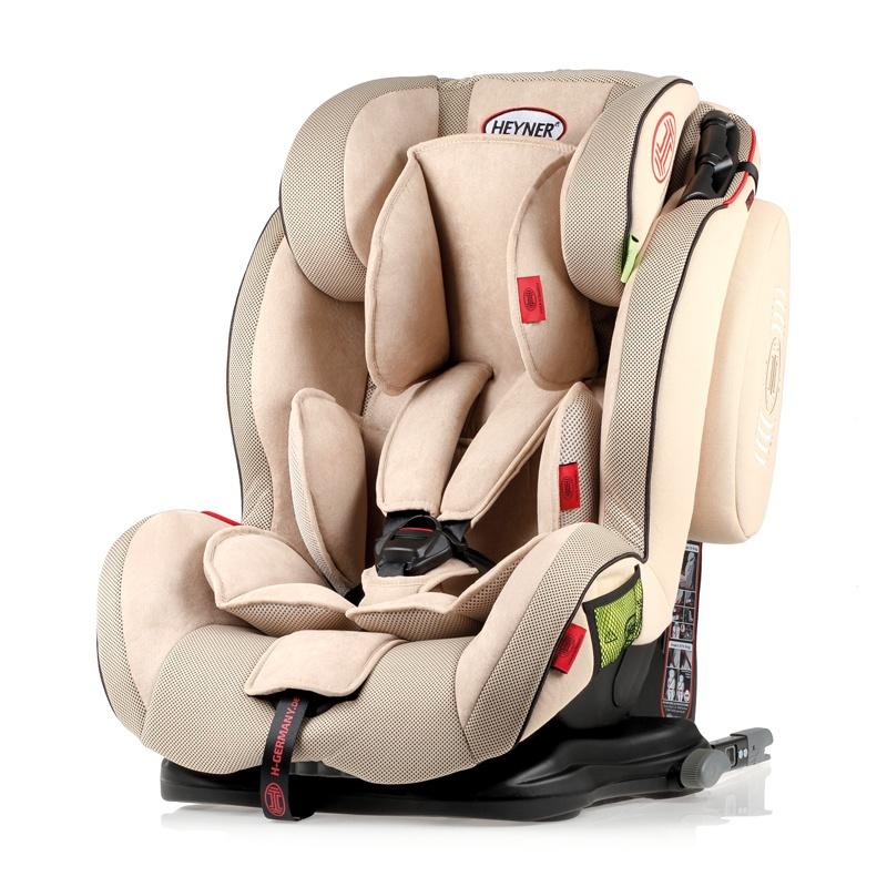 Детское автокресло HEYNER Capsula MultiFix ERGO 3D гр. 123 Summer Beige автокресло 123
