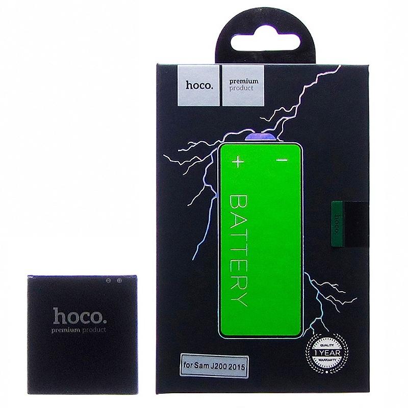 Аккумуляторная батарея для Samsung EB-BG360CBE / G360H Galaxy Core Prime / J200 2015, 2000mAh Hoco цена