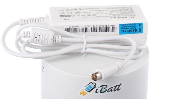 Фото - Блок питания (зарядное устройство) iB-R227 для ноутбуков Apple. Совместим с 611-2101, M8943LL, M8943LL/A, M8943GA, M8943G/A, M8943LLA, PSCV450109A, PSCV450130K, PSCV450130C, PSCV450130A, M8943G, M8943, 661-3049, 611-0228. блок питания accord atx 1000w gold acc 1000w 80g 80 gold 24 8 4 4pin apfc 140mm fan 7xsata rtl