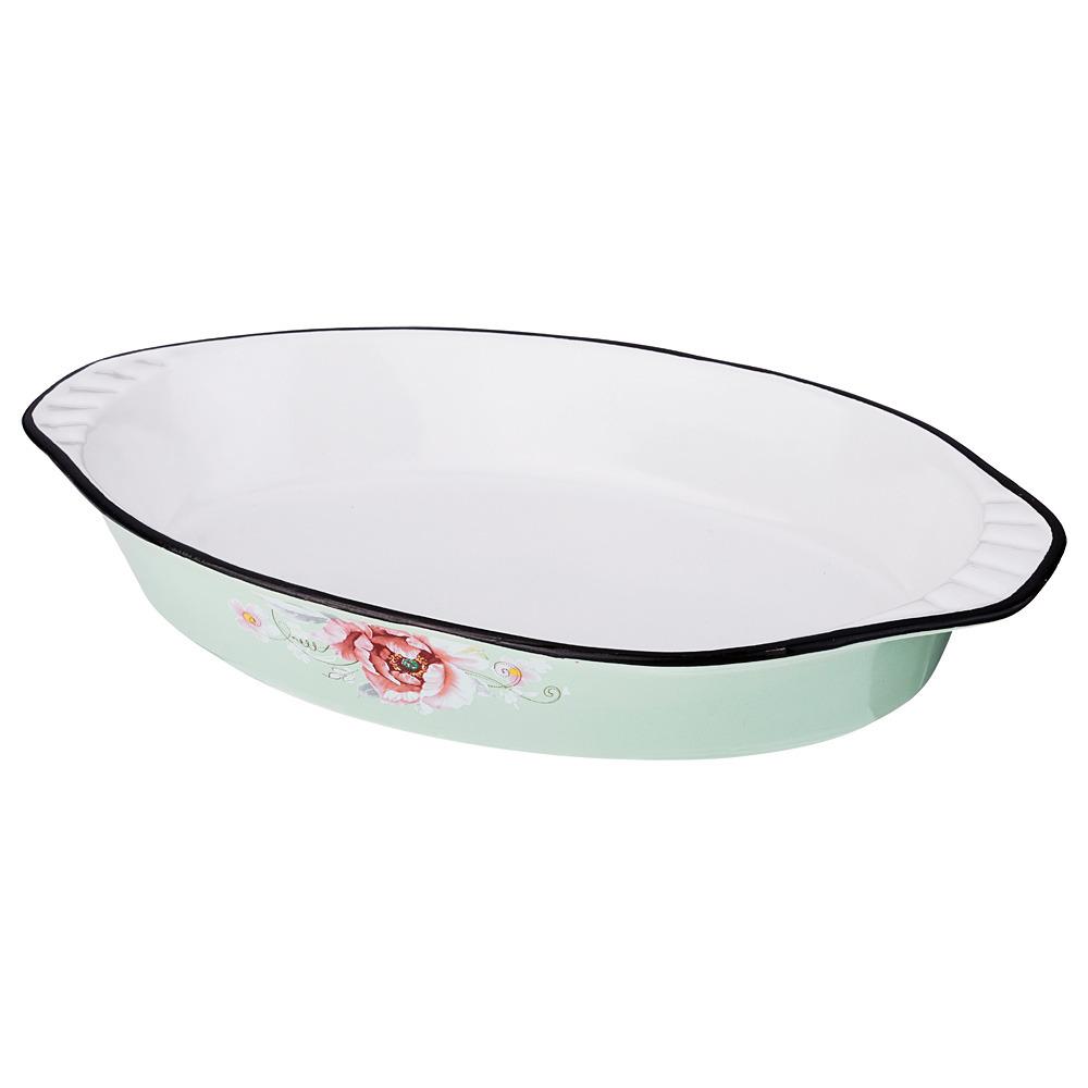 Форма для запекания Lefard Милый прованс, 155-162, 31,5 х 17,5 х 5 см форма для запекания мфк профит сабина овальная 30 х 20 5 х 5 см