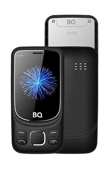 Мобильный телефон BQM-2435 Slide Black цена