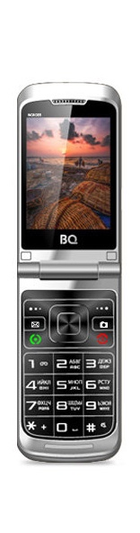 Мобильный телефон BQM-2807 Wonder Dark Gray сотовый телефон bq bq 2807 wonder black