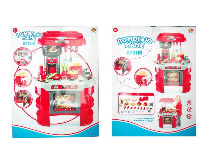 Сюжетно-ролевые игрушки Abtoys Помогаю Маме Касса, с аксессуарами, PT-01015, мультиколор abtoys игровой набор abtoys помогаю маме швейная машинка с аксессуарами