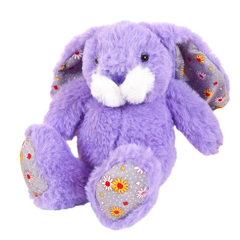 Мягкая игрушка Abtoys Кролик, M2062, мультиколор, 15 см