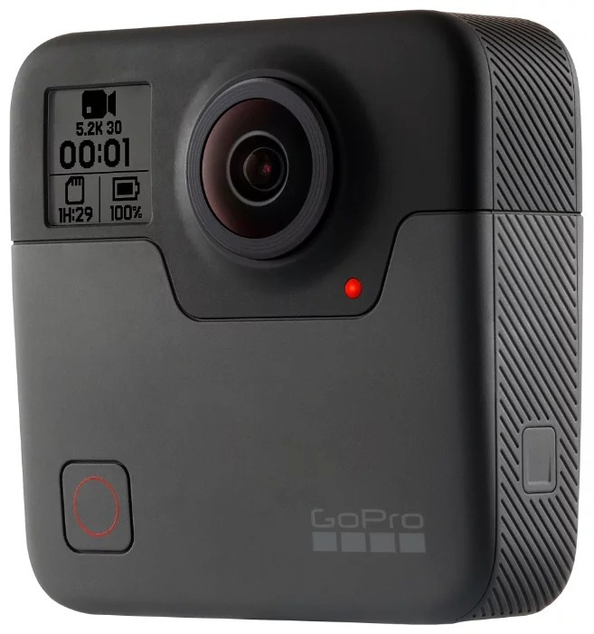 Экшн-камера GoPro Fusion цена 2017
