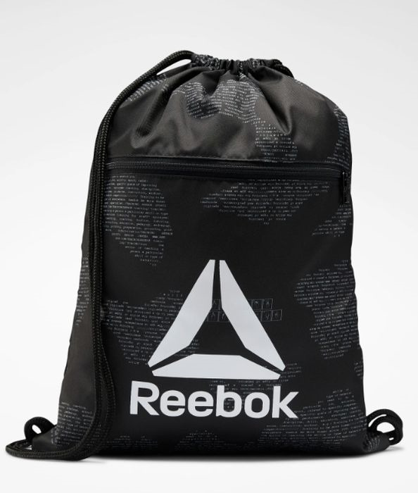 Рюкзак Reebok Ost Gymsack nike рюкзак allegiance man city gymsack