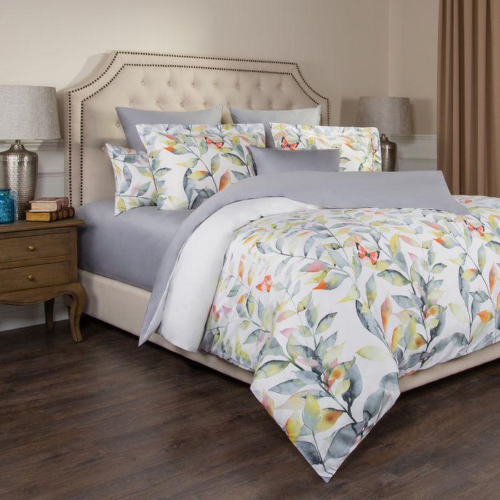 Комплект постельного белья Santalino Гармоника, 1,5-спальный, наволочки 50 х 70 см, 985-247, разноцветный все цены