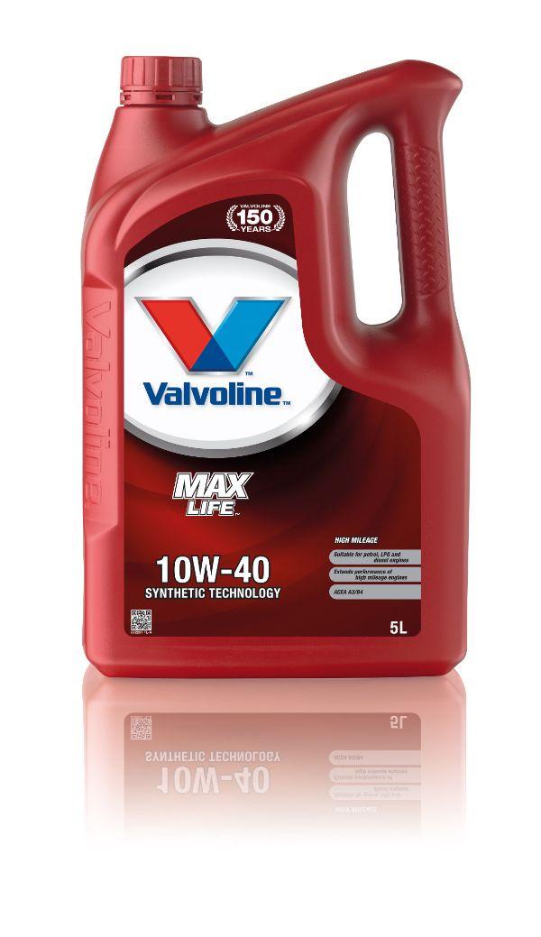 MaxLife 10W-40 5л
