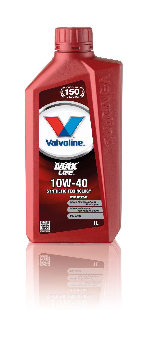 MaxLife 10W-40 1л