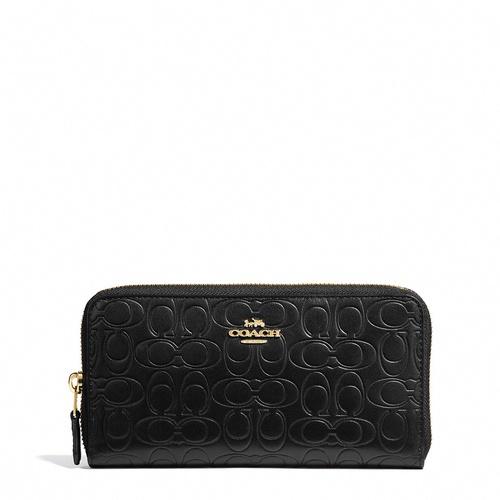 Сумка на плечо COACH men wallet leather credit card photo holder billfold purse business clutch dec07