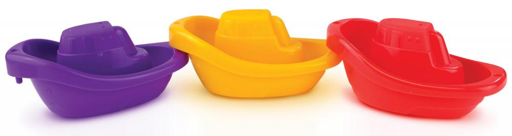 Munchkin игрушка для ванны лодочки 4+