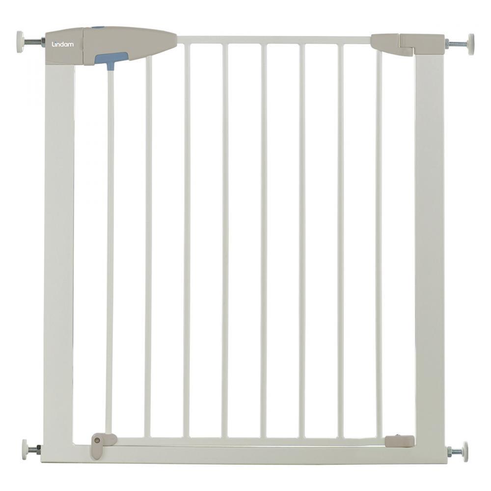 Munchkin Lindam барьеры-ворота Sure Shut Porte 75-82 см барьеры и ворота red castle удлиняющая вставка 14 см для ворот безопасности auto close