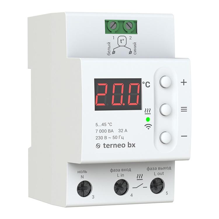 Терморегулятор bx цена
