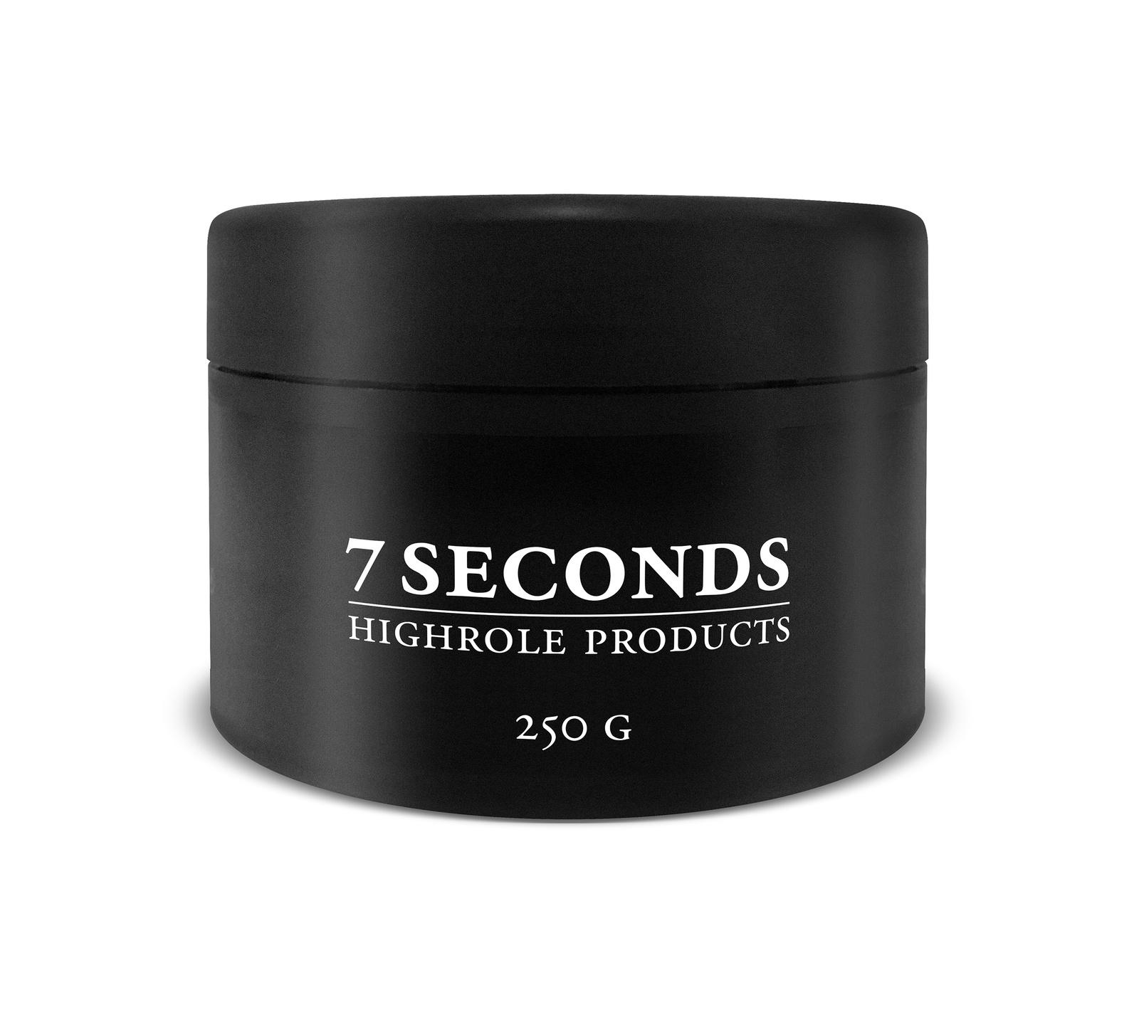 Шведский Styling Паста для волос 7 Seconds 250 гр. / Pusher