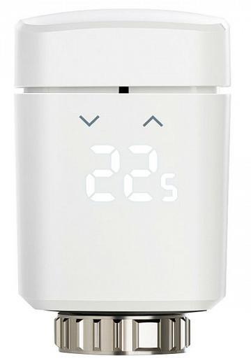Термостат Elgato Eve Thermo 2017 для регулирования температуры комнатных радиаторов контроллер elgato eve motion 1em109901000
