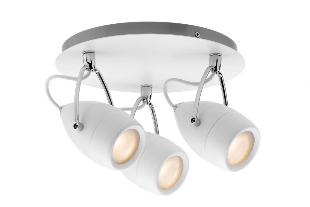 цена на Потолочный светильник Spotlight Drop IP44 Rond max3x10 GU10 Ws