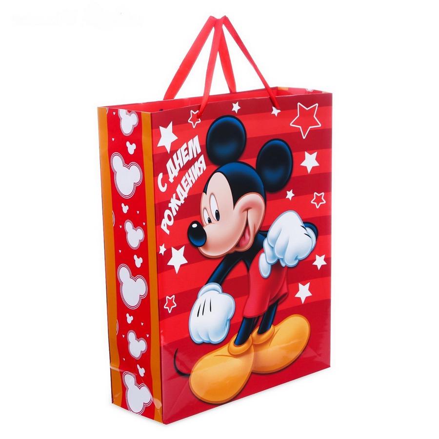 Подарочная упаковка Disney Ты супер! Микки Маус