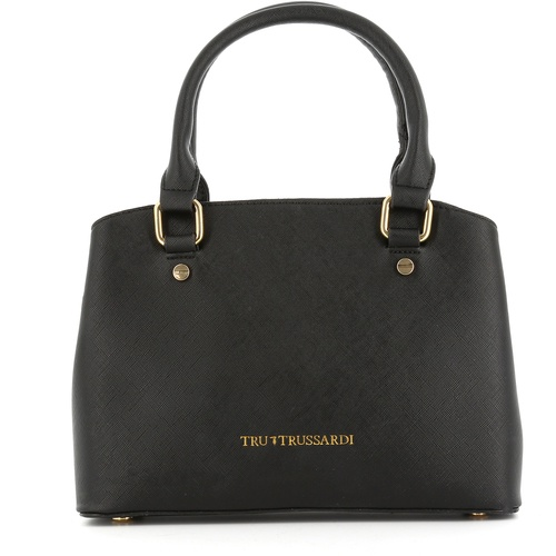 Сумка на плечо Trussardi 2018 women pu leather handbag fashion tote bag alligator big large capacity high quality solid luxury design shoulder bags black