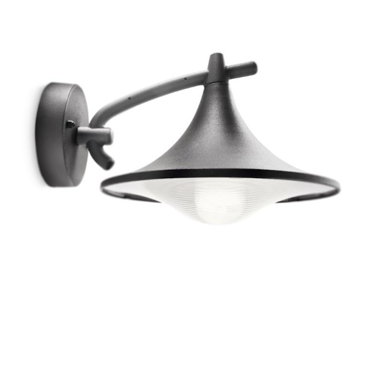 цены Уличный светильник Philips 17207/93/16, E27