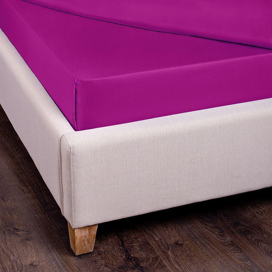 Простыня SANTALINO , 180 х 220 см 180x220 фуксия простыня smart textile невесомость 180 х 220 см