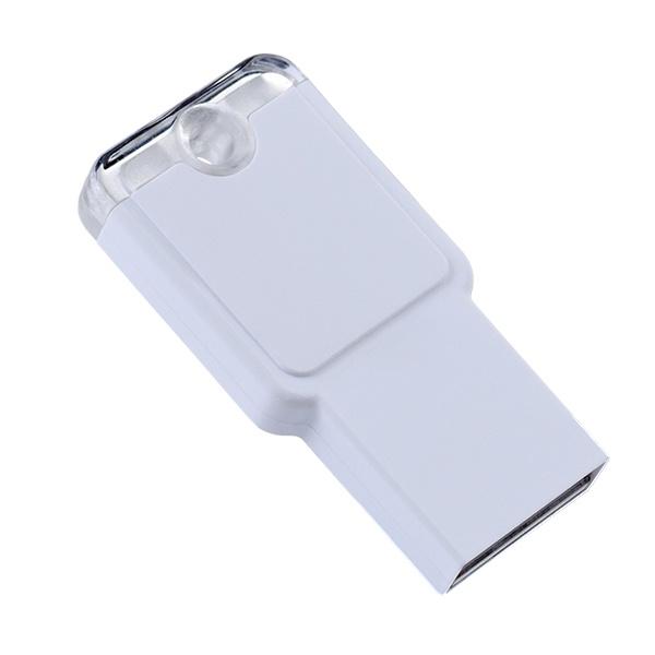 USB Флеш-накопитель Perfeo 64GB M01 белый