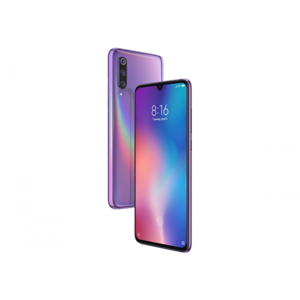 Смартфон Xiaomi Mi9 6/128GB Violet 128 GB, фиолетовый смартфон xiaomi 1850375932 128 gb