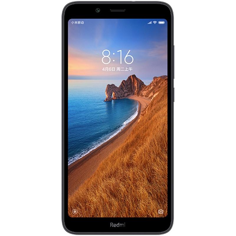 Смартфон Xiaomi Redmi 7A 2/32GB Black 32 GB, черный