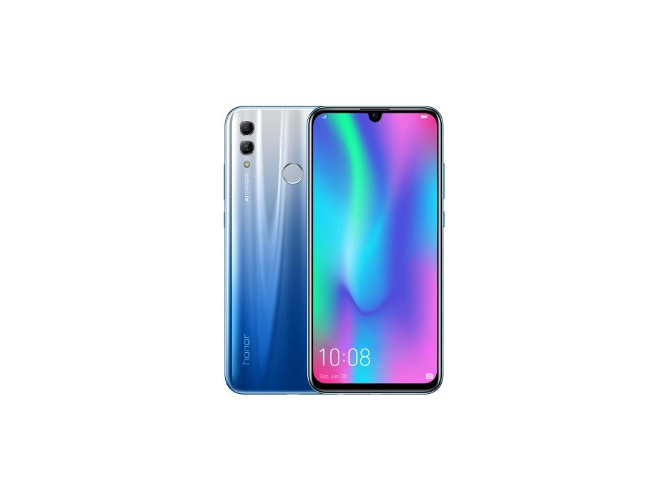 Смартфон Honor 10 Lite 3/32GB Sky Blue 32 GB, голубой