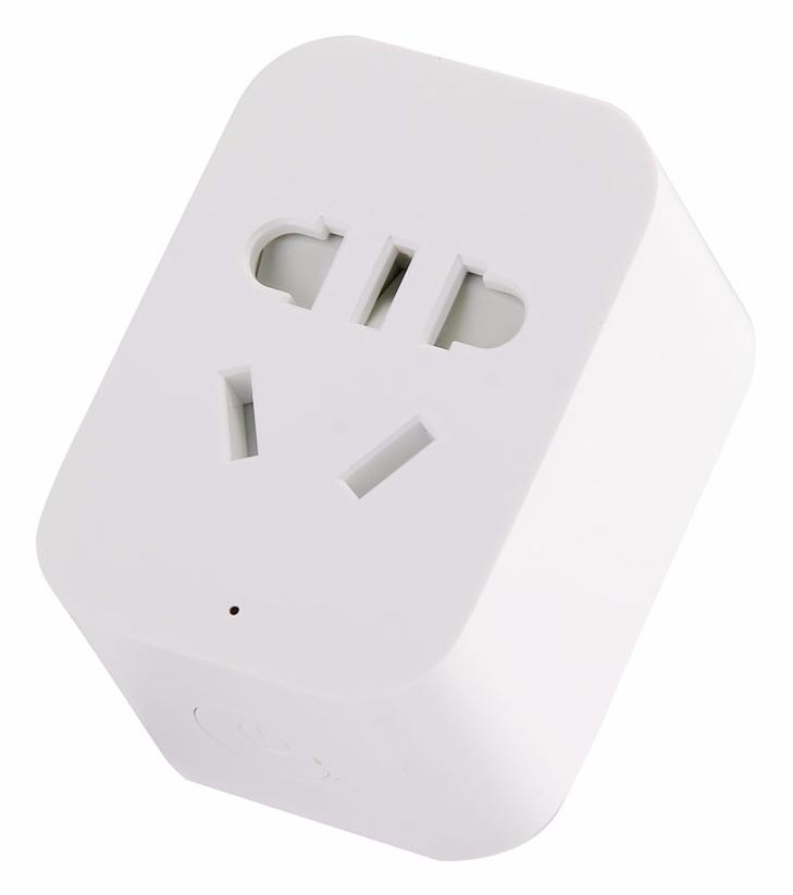 Умная Wi-Fi розетка Xiaomi Mi Smart Socket Power Plug xiaomi mi smart power strip 6 outlets wi fi remote control socket au plug