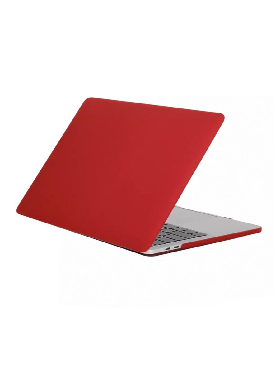 Чехол/накладка для MacBook 12 Retina. Красный