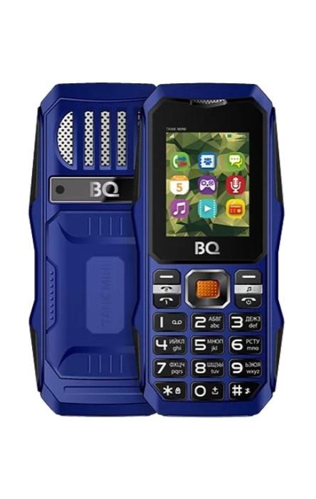 Мобильный телефон BQM-1842 Tank mini Blue стоимость