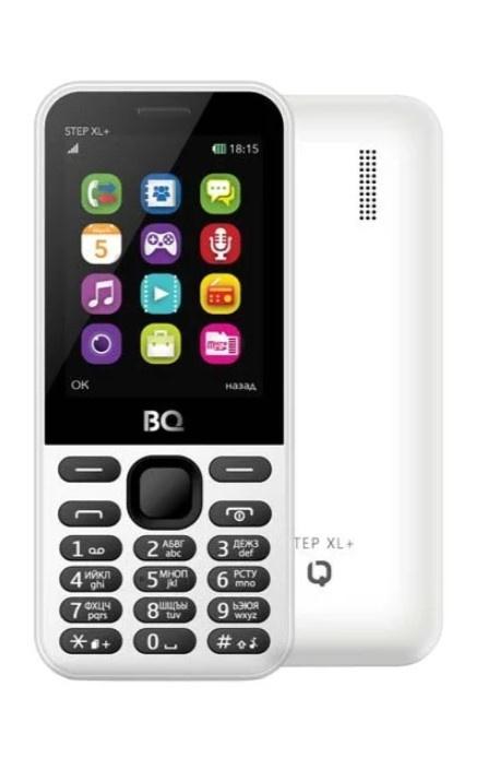 Мобильный телефон BQM-2831 Step XL + White