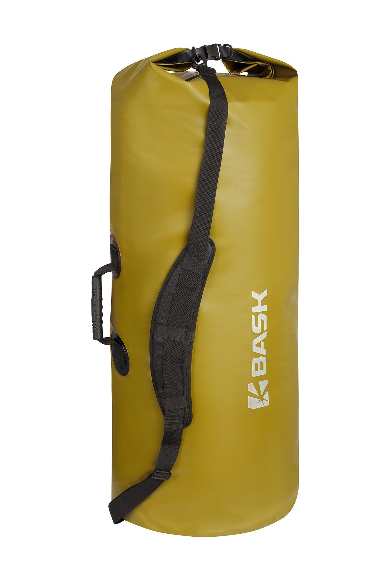 Гермомешок BASK WP Bag 130 V2 желтый bask andes v2