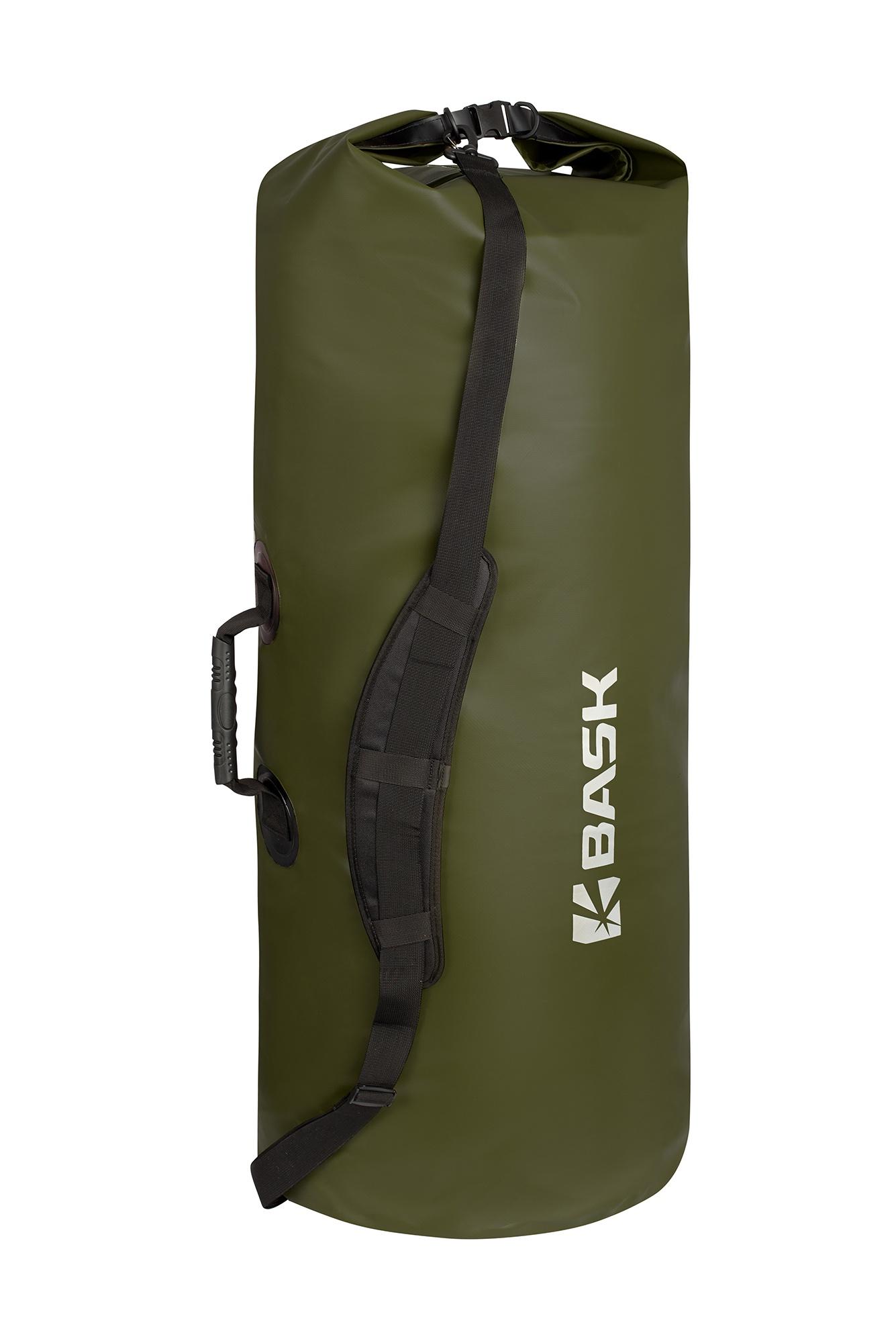 Гермомешок BASK WP Bag 130 V2 хаки bask andes v2