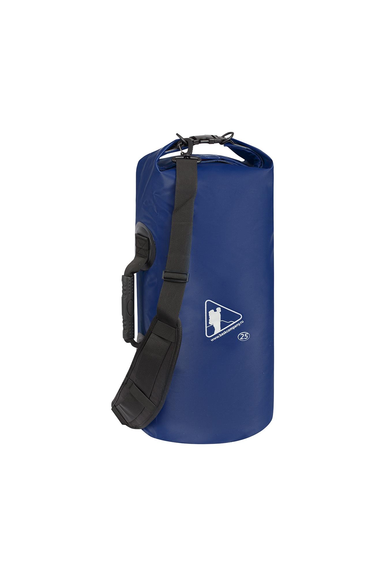 Гермомешок BASK WP Bag 25 V2 синий bask andes v2