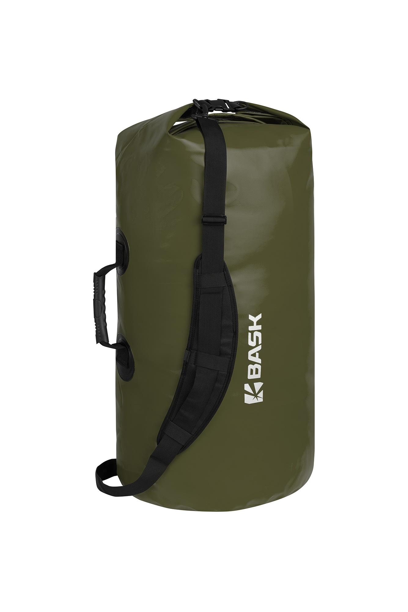 Гермомешок BASK WP Bag 80 V2 хаки bask andes v2